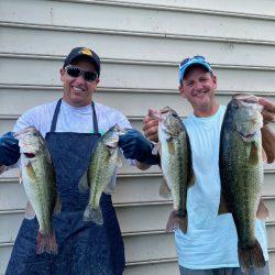 Tournament Results Leesville Lake, VA August 8, 2020