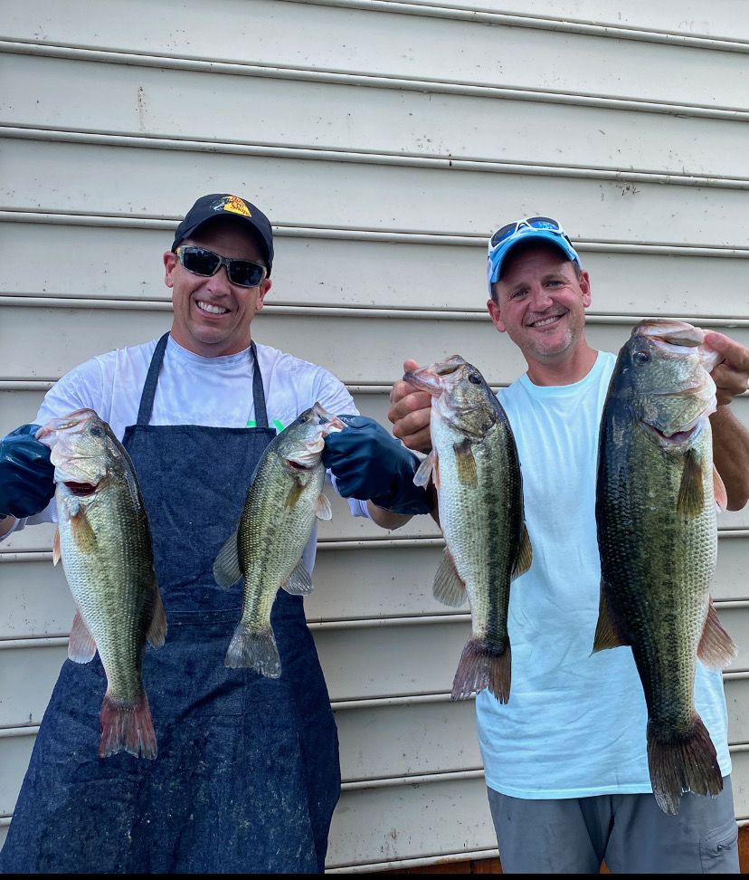 Tournament Results Leesville Lake, VA August 8, 2020