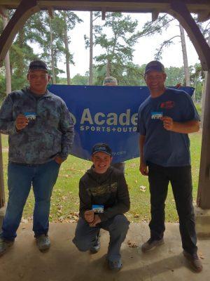 2020 Academy Receipt Program Lake Murray!