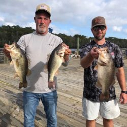Tournament Results Waccamaw River, SC Sept 26, 2020
