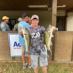 Tournament Results Lake Wateree, SC Sept 19, 2020