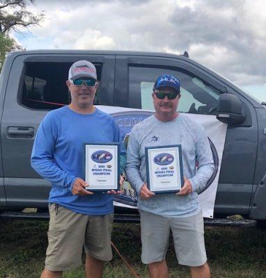 Tournament Results Tidewater Perquimans River, NC Sept 27, 2020