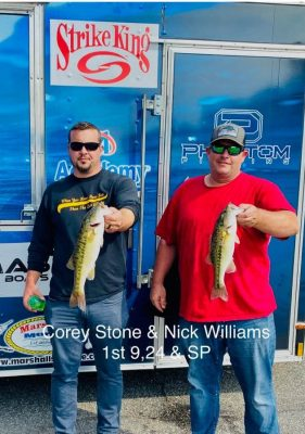 Tournament Results Lake Norman NC Oct 4, 2020