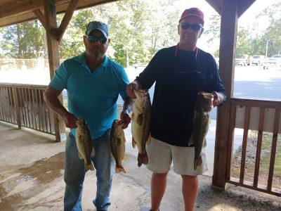 Tournament Results Yadkin Tuckertown Lake, NC Oct 3, 2020