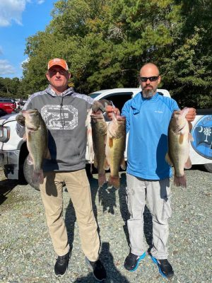 Tournament Results Old North Final Jordan Lake, NC Oct 17, 2020