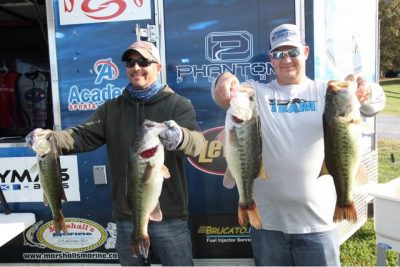 Tournament Results Phantom Outdoors Invitational Smith Mtn Lake, VA Oct 17, 2020
