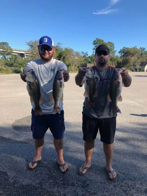 Tournament Results Waccamaw River, SC Oct 24, 2020