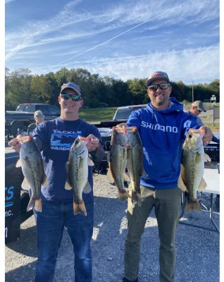 Tournament Results Smith Mtn Lake, VA Oct 18, 2020