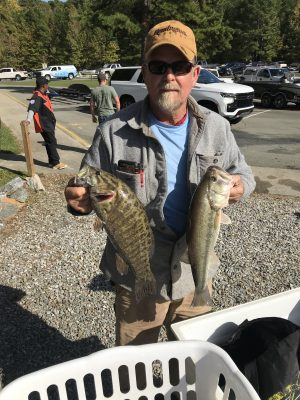 Tournament Results Kerr Lake, VA Oct 18, 2020