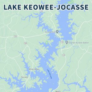 Lake Keowee-Jocassee Division – Entry Fee