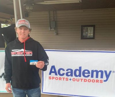 Tournament Results Lake Wateree, SC Oct 31, 2020