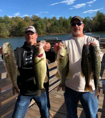 Tournament Results Lake Chatuge, NC Fall Final Oct 31, 2020
