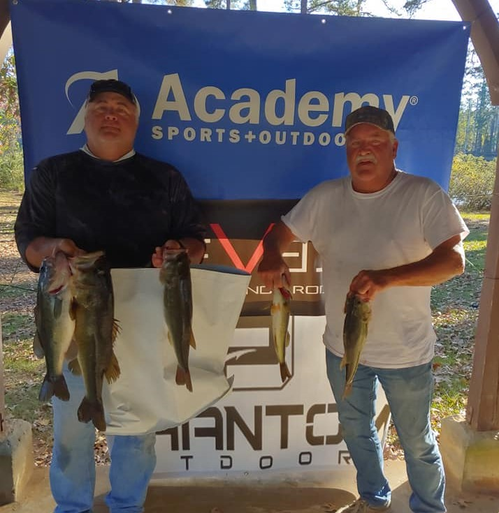 Tournament Results Lake Murray, SC Nov 21, 2020