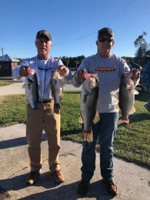 Tournament Results Waccamaw River, SC Nov 21, 2020