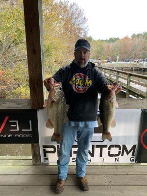 Tournament Results Sprakleberry Swamp, Santee Cooper, SC Open Nov 28, 2020