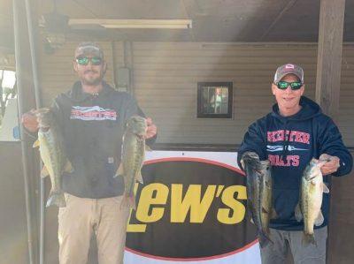 Tournament Results Lake Wateree, SC Fall Final Nov 28, 2020