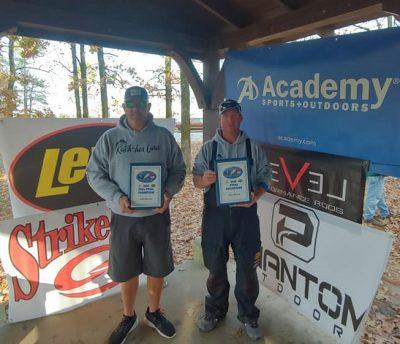 Tournament Results Lake Murray, SC Fall Final Nov 28, 2020