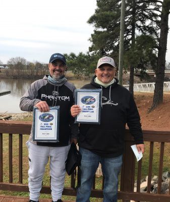 Tournament Results Kerr Lake, VA Fall Final Nov 28, 2020