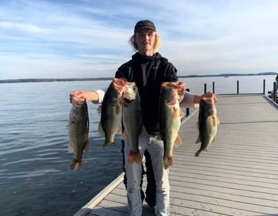 Tournament Results Lake Hartwell, SC Nov 28, 2020