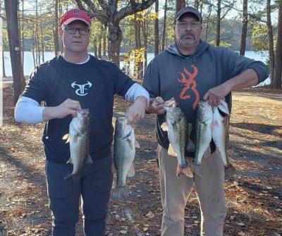 Tournament Results Lake Monticello, SC Open Dec 5, 2020