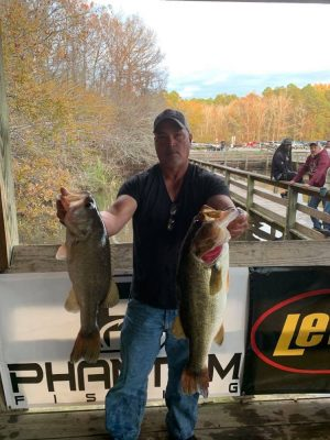 Tournament Results Sparkleberry Swamp Open Lake Marion, SC Dec 12, 2020