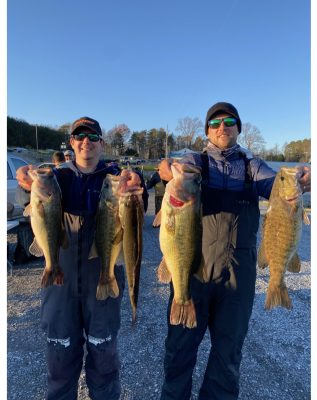 Tournament Results Smith Mtn Lake, VA Dec 6, 2020