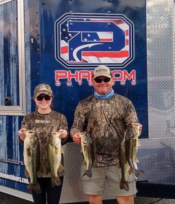Tournament Results Phantom Outdoors Invitational Cooper River, SC Feb 27, 2021