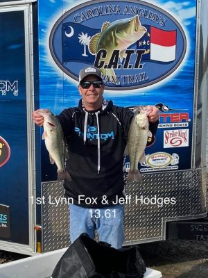 Tournament Results Old North Kerr Lake, NC Feb 27, 2021