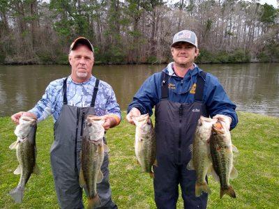 Tournament Results Cooper River, SC March 6, 2021