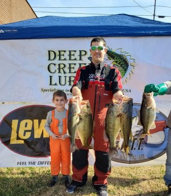 Tournament Results East Roanoke River, NC March 6, 2021