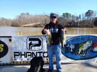 Tournament Results Yadkin Lake Tillery, NC Mar 7, 2021