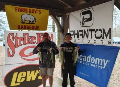 Tournament Results Lake Murray, SC March 13, 2021