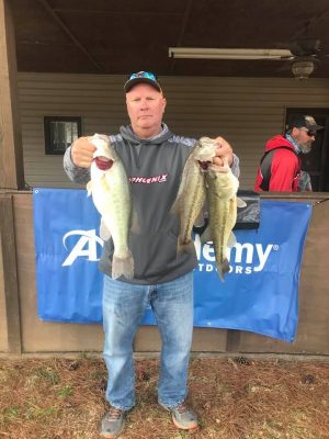 Tourney Results Lake Wateree, SC March 20, 2021