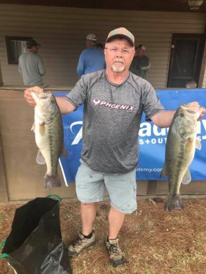 Tournament Results Lake Wateree, SC March 13, 2021