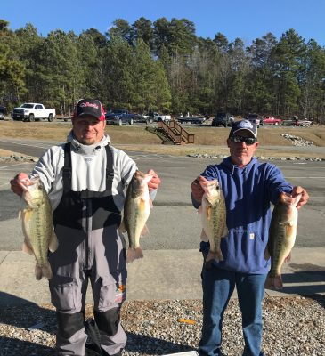 Tournament Results Kerr Lake, VA Mar 7, 2021