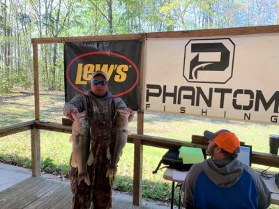 Tournament Results Phantom Outdoors Invitational Santee Cooper, SC April 3, 2021 $32,000.00 Purse!