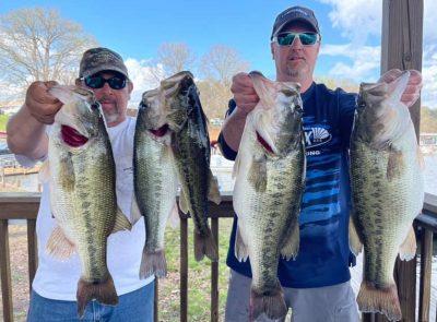 Tournament Results Lake Anna, VA April 11, 2021
