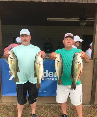 Tournament Results Lake Wateree, SC April 10, 2021