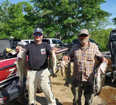 Tournament Results Savannah River, SC Final April 17, 2021