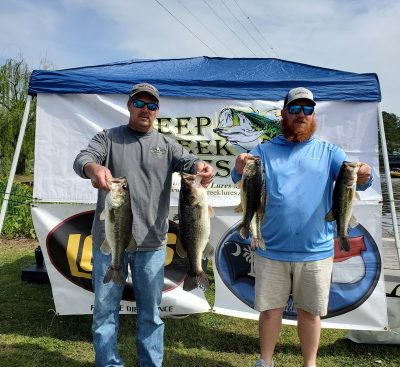 Tournament Results East Pamilco River, NC April 17, 2021