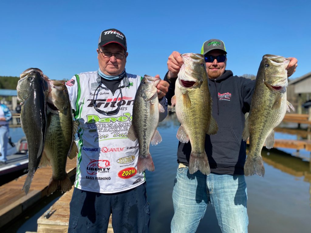 Tournament Results Smith Mtn Lake, VA Spring Final April 3, 2021