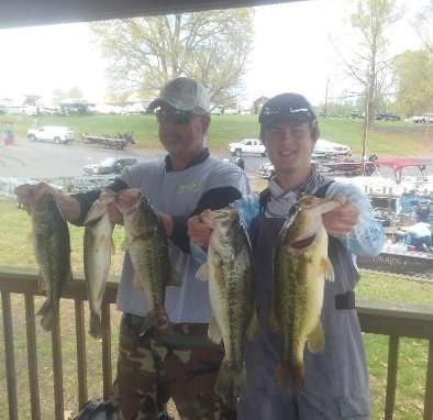 Tournament Results Lake Anna, VA April 18, 2021
