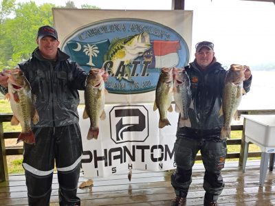 Tournament Results High Rock Lake, NC Phantom Outdoors Invitational April 24, 2021
