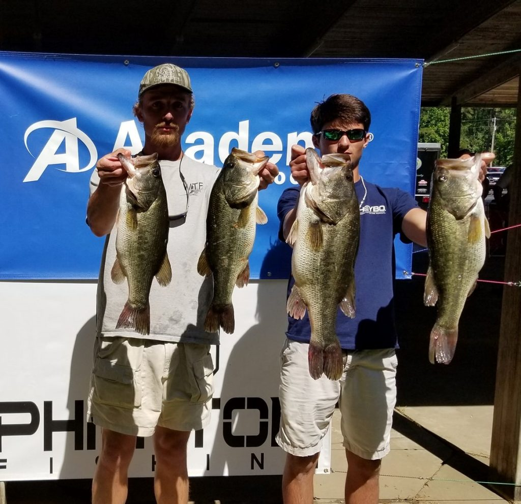 Tournament Results Santee Cooper, SC May 1, 2021