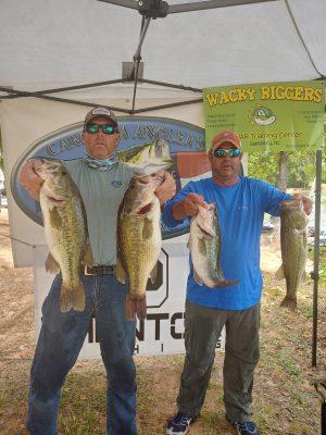 Tournament Results Yadkin Spring Final High Rock Lake, NC May 29, 2021