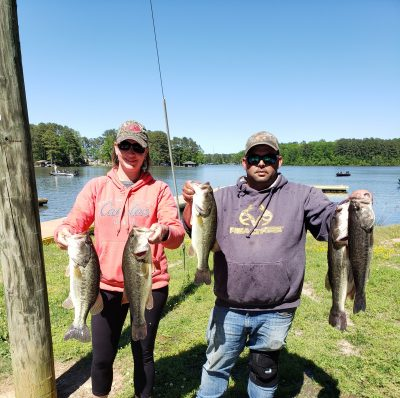 Read more about the article Tournament Results Lake Gaston, NC May 1, 2021