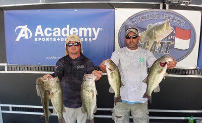 Tournament Results 2021 CATT Academy Championship Kerr Lake, NC May 22-23, 2021