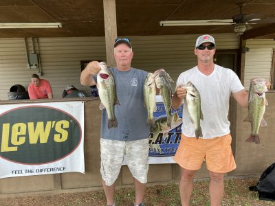 Read more about the article Tournament Results Lake Wateree, SC May 22, 2021