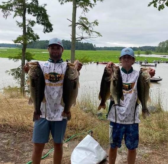 Tournament Results James River, VA June 12, 2021