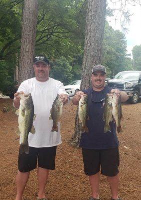Tournament Results Lake Monticello, SC June 12, 2021